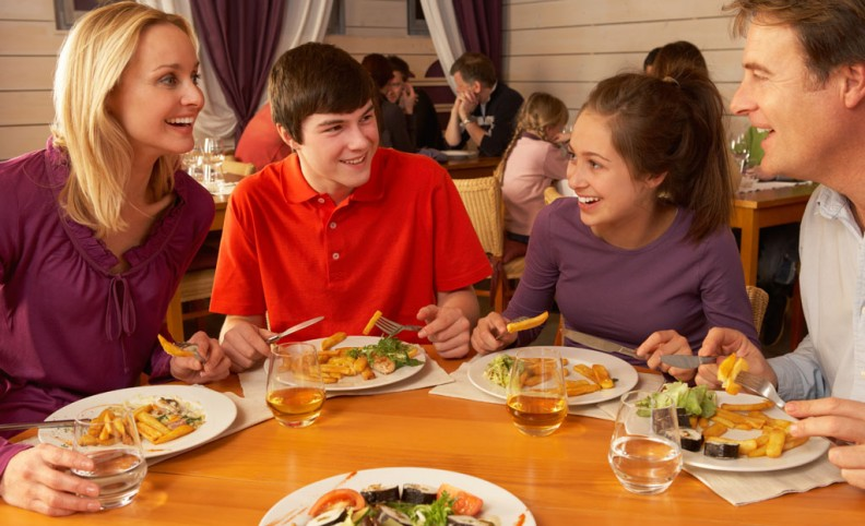 Our Family-Based Treatment for Eating Disorders program uses a team model to achieve success.