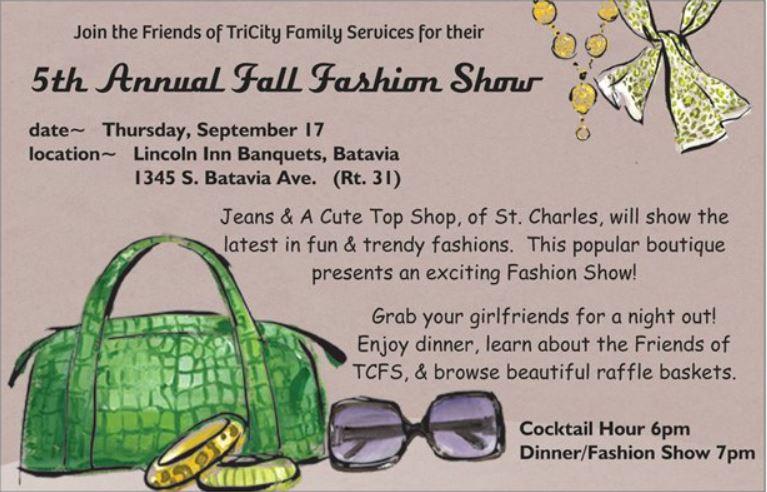 2015 Fashion Show Invite side 1