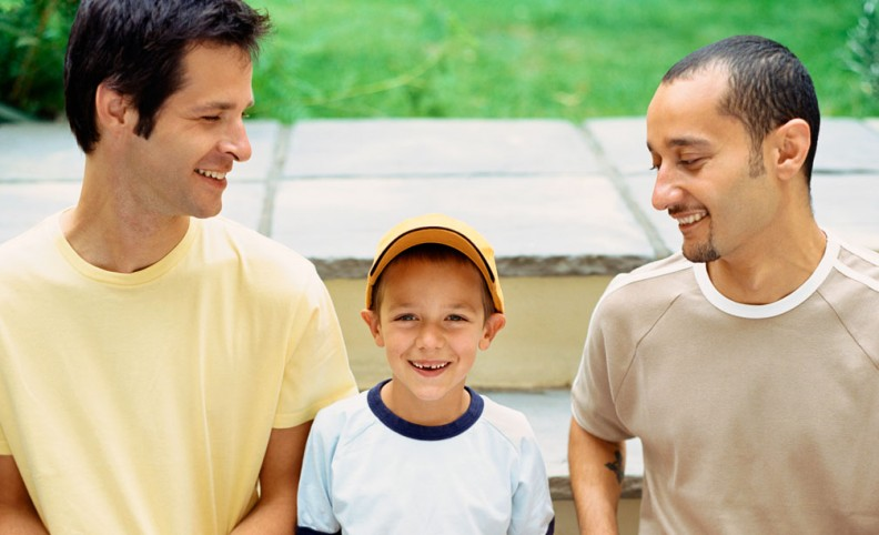 Our counseling services are geared toward all types of families.