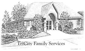 TriCity Family Services building drawing