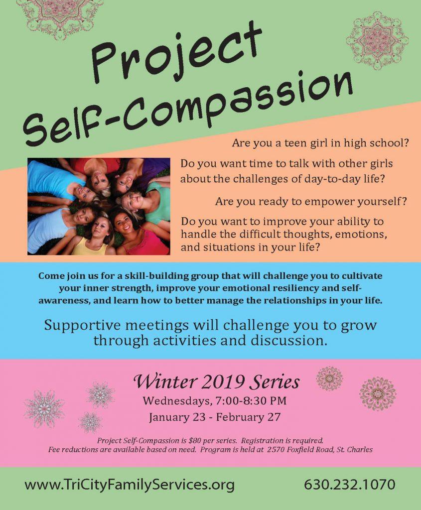 project self-compassion
